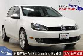 2013_Volkswagen_Golf_2.0L TDI NAVIGATION SUNROOF HEATED SEATS BLUETOOTH CRUISE CONTRO_ Carrollton TX