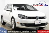 2013 Volkswagen Golf 2 DOOR 2.0L TDI AUTOMATIC HEATED SEATS BLUETOOTH CRUISE CONTROL