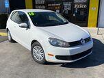 2013 Volkswagen Golf 2d Hatchback Convenience Auto
