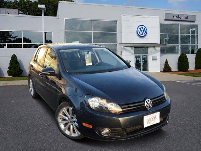 2013 Volkswagen Golf 4dr HB DSG TDI Westborough MA