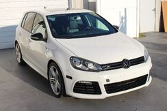 2013_Volkswagen_Golf R_6 Speed Manual Navigation Sunroof Leather_ Knoxville TN