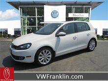 2013_Volkswagen_Golf_TDI_ Franklin WI