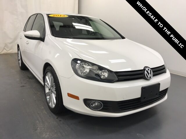 2013 Volkswagen Golf TDI w/ Sunroof & NAV Holland MI