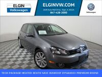 Volkswagen Golf TDI w/ Technology Package 2013