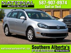 2013 Volkswagen Golf Wagon Comfortline - LOW KLMS - HEATED CLOTH SEATS