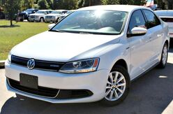 2013_Volkswagen_Jetta_** HYBRID ** - w/ LEATHER SEATS & TOW HITCH_ Lilburn GA