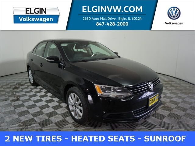 2013 Volkswagen Jetta 2.5L SE Convenience & Sunroof Elgin IL