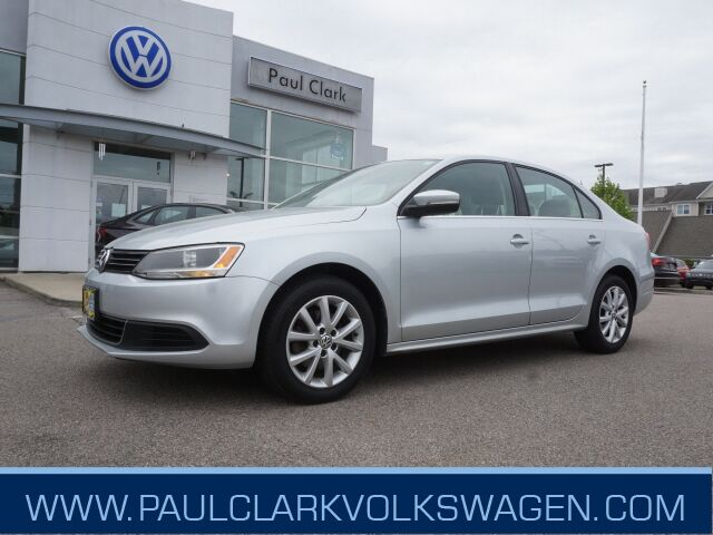 2013 Volkswagen Jetta 4dr Auto SE w/Convenience/Sunroof PZEV *Ltd Avail* Brockton MA