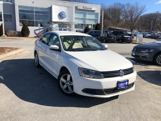 2013 Volkswagen Jetta 4dr DSG TDI *Ltd Avail* Westborough MA