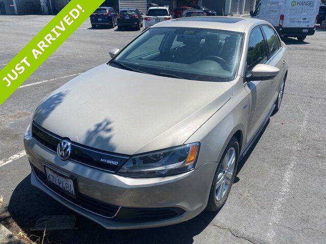 2013 Volkswagen Jetta Hybrid SEL Santa Rosa CA