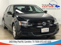 2013_Volkswagen_Jetta_SE AUTOMATIC LEATHER SEATS CRUISE CONTROL LEATHER STEERING WHEEL_ Carrollton TX