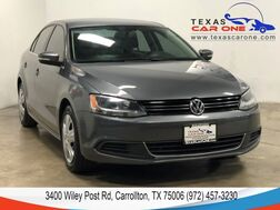 2013_Volkswagen_Jetta_SE AUTOMATIC LEATHER SEATS CRUISE CONTROL LEATHER STEERING WHEEL_ Carrollton TX