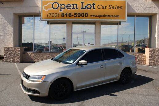 2013 Volkswagen Jetta SE Las Vegas NV