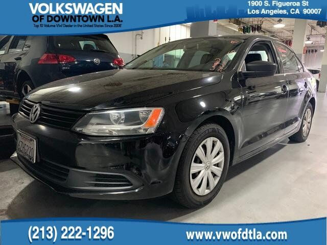 2013 Volkswagen Jetta Sedan  Los Angeles CA