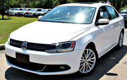 2013_Volkswagen_Jetta Sedan_** TDI PREMIUM ** - w/ NAVIGATION, LEATHER SEATS, & SUNROOF_ Lilburn GA