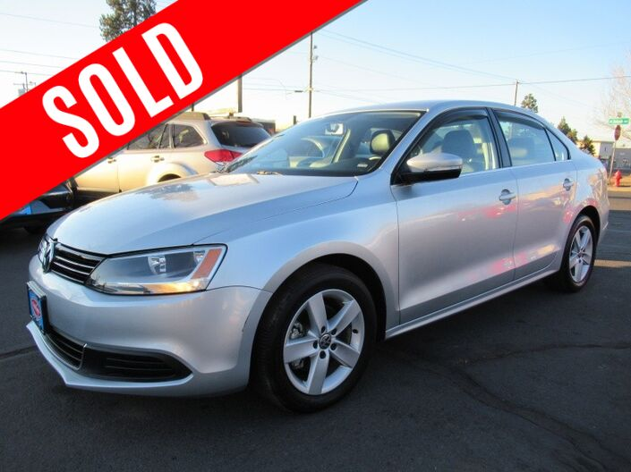2013 Volkswagen Jetta Sedan 2.0T TDI Highline Bend OR