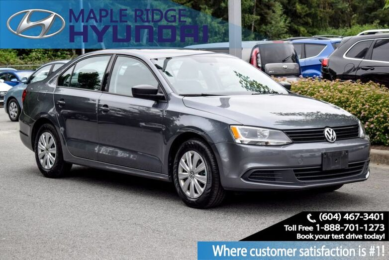 2013 Volkswagen Jetta Sedan 4dr 2.0L Auto Comfortline Maple Ridge BC
