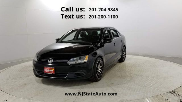 2013 Volkswagen Jetta Sedan 4dr Manual SE Jersey City NJ