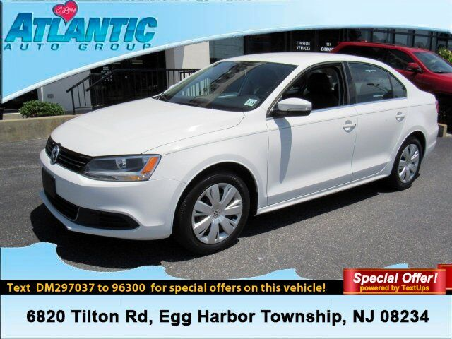2013 Volkswagen Jetta Sedan SE Egg Harbor Township NJ