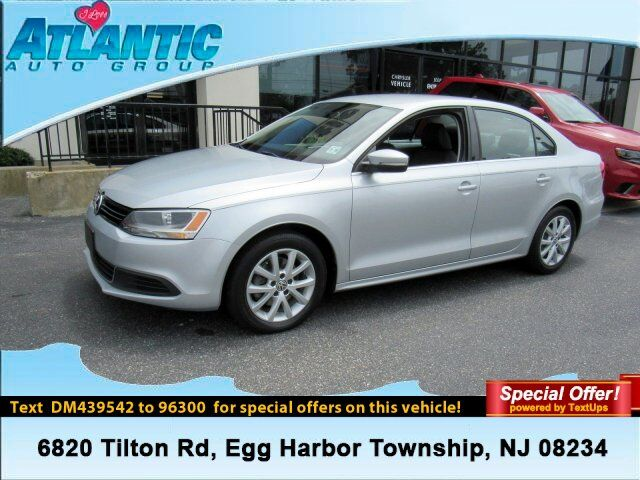 2013 Volkswagen Jetta Sedan SE w/Convenience Egg Harbor Township NJ