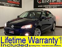 Volkswagen Jetta Sedan TDI PREMIUM PKG NAVIGATION SUNROOF HEATED LEATHER SEATS BLUETOOTH DUAL POWE 2013