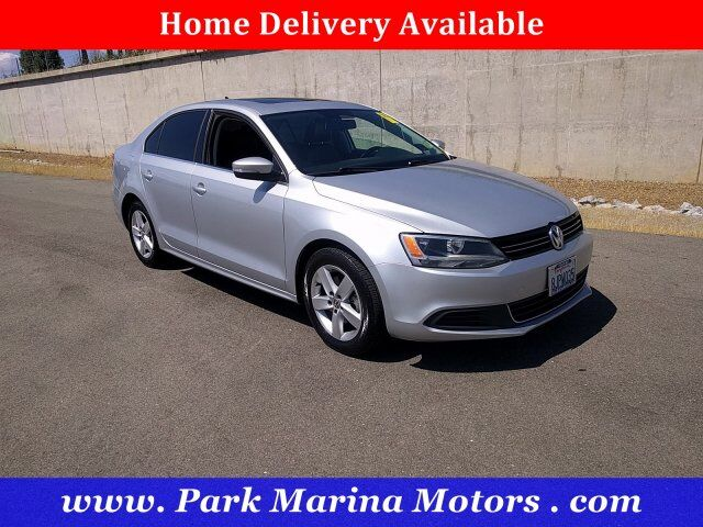 2013 Volkswagen Jetta Sedan TDI Redding CA