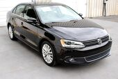 2013 Volkswagen Jetta Sedan TDI Turbo Diesel Premium Navigation Low Miles