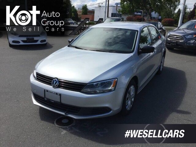 2013 Volkswagen Jetta Sedan TRENDLINE+! SUPER CLEAN! BEAUTY UNIT! Kelowna BC