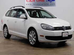 2013_Volkswagen_Jetta SportWagen_2.0L TDI PANORAMA LEATHER SEATS HEATED SEATS BLUETOOTH LEATHER S_ Carrollton TX