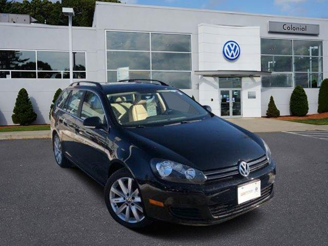 2013 Volkswagen Jetta SportWagen 4dr Manual TDI w/Sunroof Westborough MA