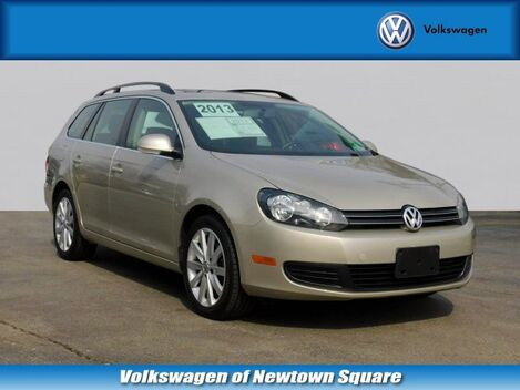 2013_Volkswagen_Jetta SportWagen_SE w/Sunroof_ Newtown Square PA