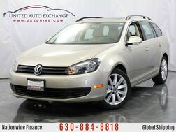 2013_Volkswagen_Jetta SportWagen_TDI Diesel Engine & Manual Transmission w/Sunroof_ Addison IL