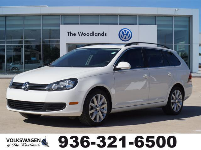 2013 Volkswagen Jetta SportWagen TDI The Woodlands TX