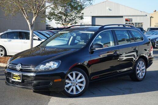 2013 Volkswagen Jetta SportWagen TDI w/Sunroof San Rafael CA