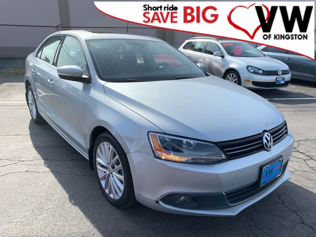 2013_Volkswagen_Jetta_TDI 2.0_ Kingston NY