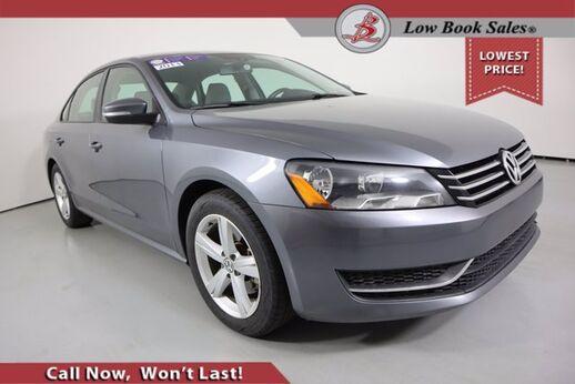 2013_Volkswagen_PASSAT_S_ Salt Lake City UT