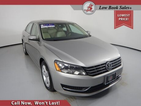 2013_Volkswagen_PASSAT_TDI SE_ Salt Lake City UT
