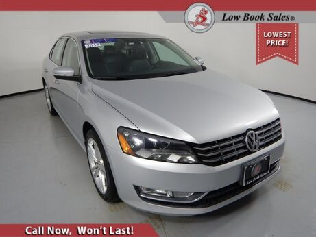 2013_Volkswagen_PASSAT_TDI SE_ Salt Lake City UT
