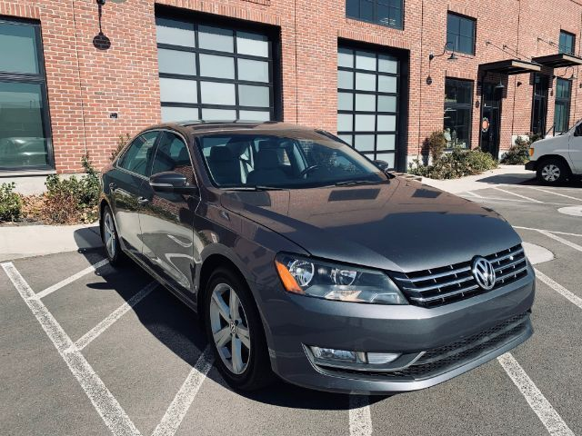 2013 Volkswagen Passat 2.0L TDI SE AT Bountiful UT