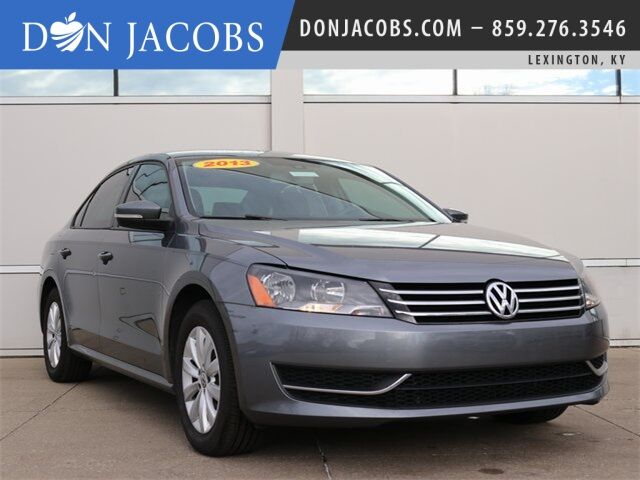 2013 Volkswagen Passat 2.5 S Lexington KY