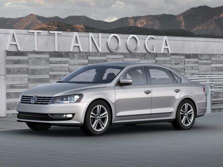 2013_Volkswagen_Passat_2.5 SE_ Delmar DE