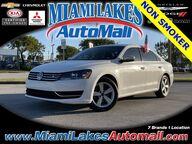 2013 Volkswagen Passat 2.5 SE Miami Lakes FL