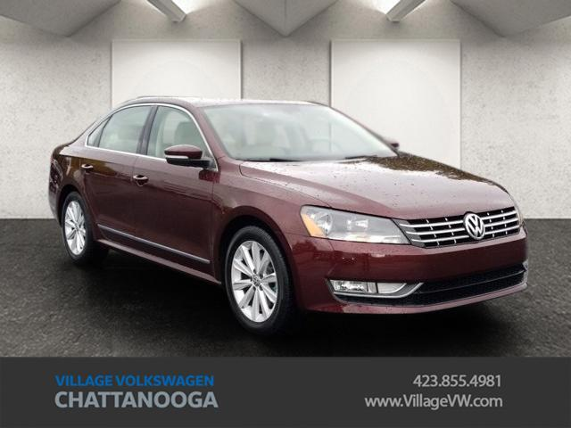 2013 Volkswagen Passat 2.5 SEL Chattanooga TN