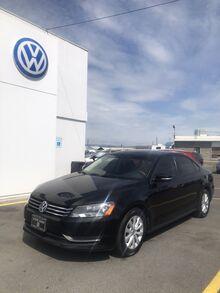 2013_Volkswagen_Passat_4DR SDN 2.5L AUTO S PZEV_ Yakima WA