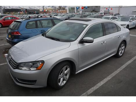 2013_Volkswagen_Passat_SE_ Salt Lake City UT