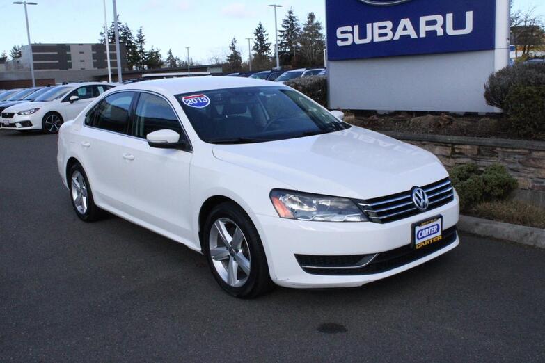 2013 Volkswagen Passat SE Seattle WA