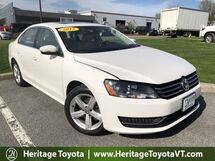 2013 Volkswagen Passat SE South Burlington VT