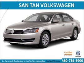2013_Volkswagen_Passat_SE w/Sunroof_ Phoenix AZ