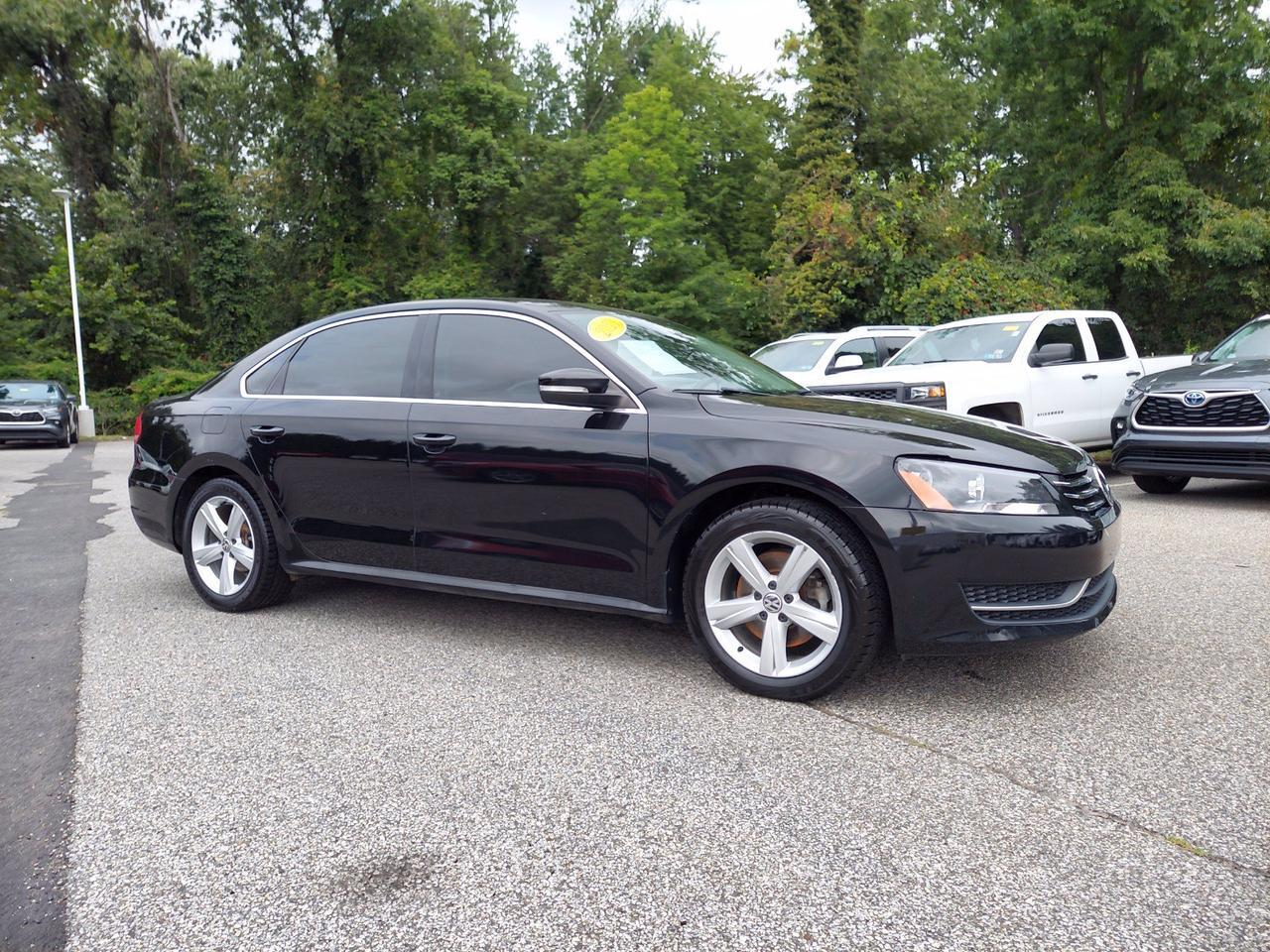 2013 Volkswagen Passat SE with Sunroof Conshohocken PA