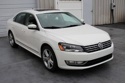 2013_Volkswagen_Passat_SEL Premium TDI Diesel Navigation Backup Camera_ Knoxville TN